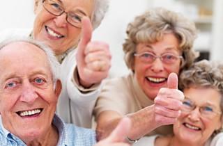 Senioren willen een socialer nederland